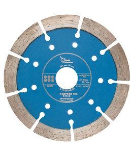 ZBM Diamond Tools 125/22,2mm Pristis Quartser 5th Beton lichtblauw
