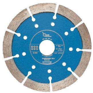 Pristis 125/22,2mm Pristis Quartser 5th Beton lichtblauw