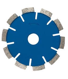 ZBM Diamond Tools 125/22,2x6,0mm Pristis Beton voegenfrees blauw