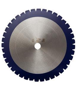 ZBM Diamond Tools 500/25,4mm Pristis ZOAB diamz. BV/PS Asfalt laser gelast