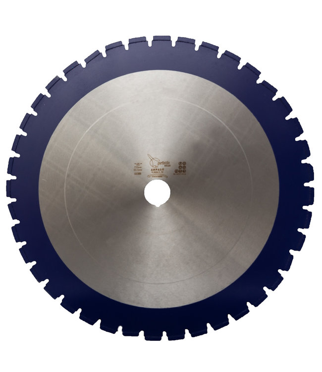 ZBM Diamond Tools Diamantzaag-500/25,4mm Pristis ZOAB BV/PS Asfalt laser gelast