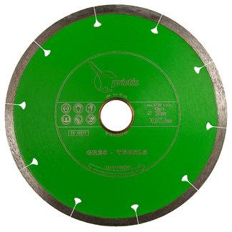 Pristis   Gress Volle Band 150/22,2mm x 1,6mm Gres-Joint-Segm. keramiek tegels groen
