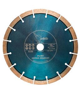 ZBM Diamond Tools 230/22,2mm Pristis Flint Beton / Graniet