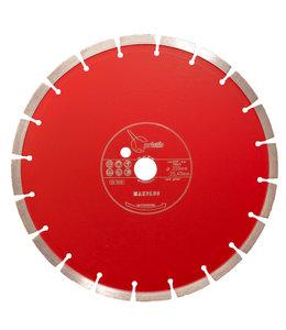 ZBM Diamond Tools 300/25,4mm Pristis Maxplus universeel rood tafelzaag