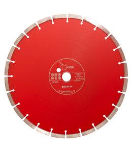 ZBM Diamond Tools 350/25,4mm Pristis Maxplus universeel rood tafelzaag