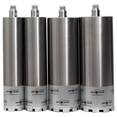 Dunwandig segmentboren  46-351mm R1/2 aansluiting