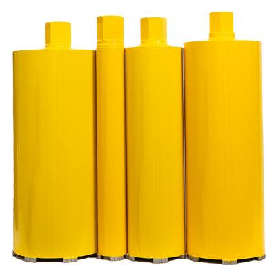 Dikwandig Lasergelaste droogboren in beton 52-162mm 5/4 UNC aansluiting