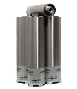 ZBM Diamand Tools 062/300 M16S Diam.boor BOXER Drg volbezet gips+steen+betonyz
