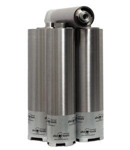 ZBM Diamand Tools 102/300 M16S Diam.boor BOXER Droog VT voor stofafzuiging
