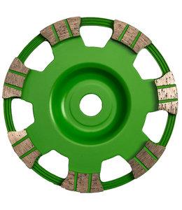 ZBM Diamond Tools 150/19,0mm Pristis komschijf Butterfly Green