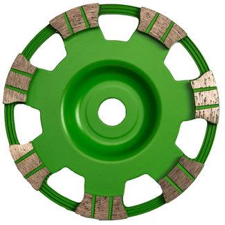 Pristis 150/19,0mm Pristis komschijf Butterfly Green