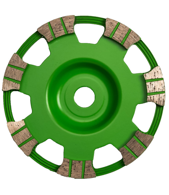 ZBM Diamond Tools Diamant komschijf - 150/19,0mm Pristis komschijf Butterfly Green