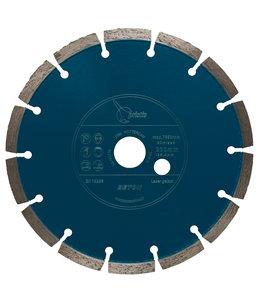 Pristis 200/25,4mm x 5,0mm Pristis Betonfrees Blauw ZBM