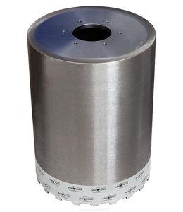 ZBM Diamond Tools 480/500 mm Diamantboor dikwandig bajonetaansluiting