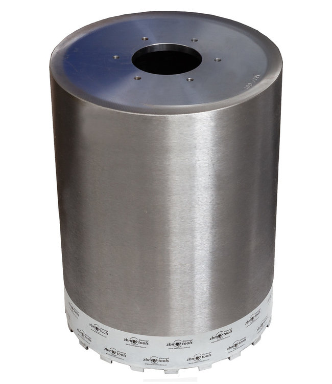 Unicorn 480/500 mm Diamantboor dikwandig bajonetaansluiting