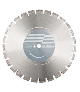 Zenesis 606/25,4x4,0mm Zenesis ASZ15 diamantzaag asfalt vanaf 10PK