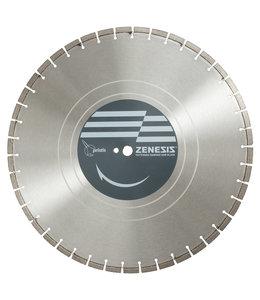 Zenesis 610/25,4x4.0mm Zenesis ASZ35 diamantzaag asfalt 35PK