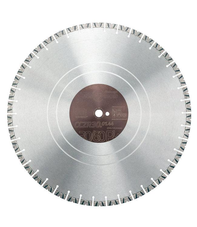 Zenesis Diamantzaag-616/25,4x4,0mm Zenesis CCZR30 beton 30-60PK bruin Edition-R