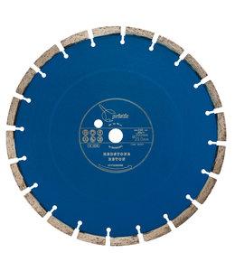 ZBM Diamond Tools 300/20,0mm Pristis Redstone Beton li-blauw