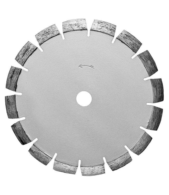 Pristis 230/22,2mm x 10mm Pristis V-Groef scheurenfrees beton