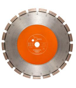 ZBM Diamond Tools 350/25,4mm 3,0x13mm Pristis Gevelklinker Oranje Silencio