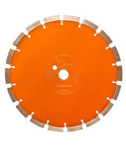 ZBM Diamond Tools 350/25,4mm 3,0x13mm Pristis Gevelklinker Oranje