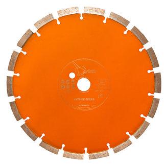 Pristis 350/25,4mm 3,0x13mm Pristis Gevelklinker Oranje