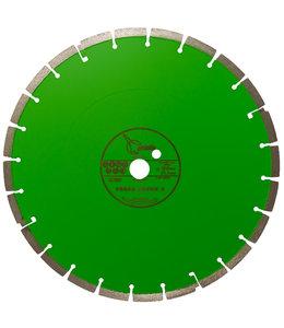 Pristis 350/25,4mm 2,8x12mm Pristis Verse Beton Geelgroen