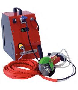 Waterkit Waterkit 125mm kompleet nat slijpsysteem v. haakse slijper