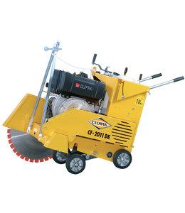 Cedima Vloerenzaag CF2011DE Diesel 15PK/11KW max.240mm zgdiepte