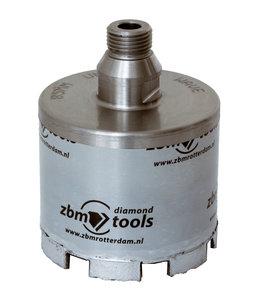 ZBM Diamond Tools 082/060 R1/2 Dozenboor beton dunwandig Wave