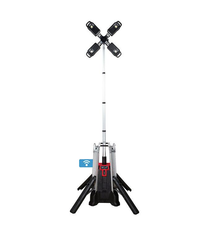 Milwaukee MX Fuel lichtmast ROCKET™ TOWER LIGHT/CHARGER