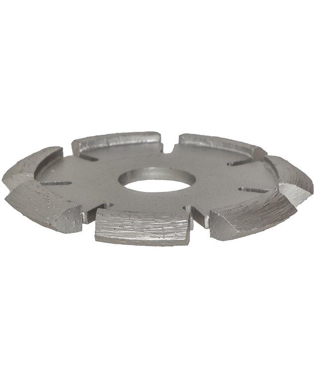 ZBM Diamond Tools Diamantzaag-090/22,2mm x 10mm Pristis V-Groef scheurenfrees beton