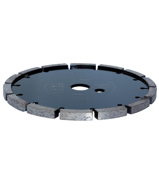 ZBM Diamond Tools Diamantzaag-200/25,4x9,5mm Pristis Asfaltfrees Zwart ZBM
