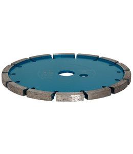 ZBM Diamond Tools 200/25,4mm x 9,5mm Pristis Betonfrees Blauw ZBM