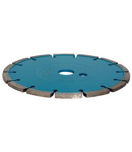ZBM Diamond Tools 200/25,4mm x 5,0mm Pristis Betonfrees Blauw ZBM