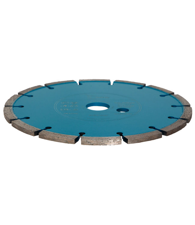 ZBM Diamond Tools Diamantzaag-200/25,4mm x 5,0mm Pristis Betonfrees Blauw ZBM