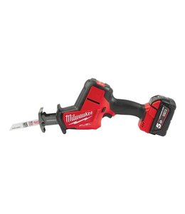 Milwaukee Milwaukee M18FHZ-502X FUEL reciprozaagmachine