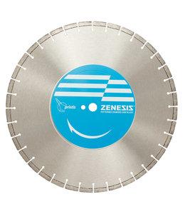 Zenesis 518/25,4x4,4mm Zenesis CCZ65 diamantzaag Beton vanaf 60PK