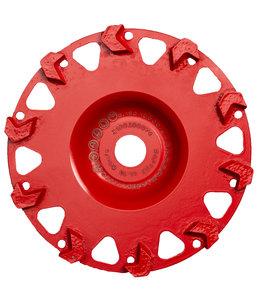ZBM Diamond Tools 150/19,0mm komschijf Raptor RAS rood Hilti