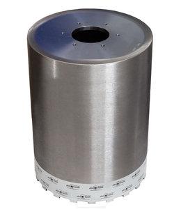 ZBM Diamond Tools 400/1000 5/4 Diamantboor dikwandig ZENESIS MB bajonet