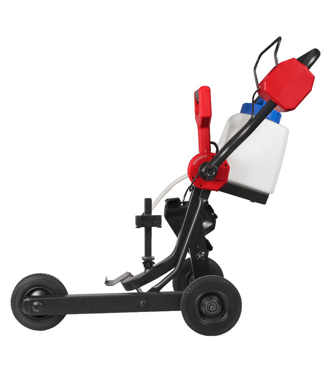 Milwaukee Milwaukee MXF-COSC MX Fuel Zaagtrolley / Betonzaagwagen