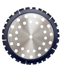 Pristis 350/25,4mm Pristis Sloopzaag ROOT Cutter
