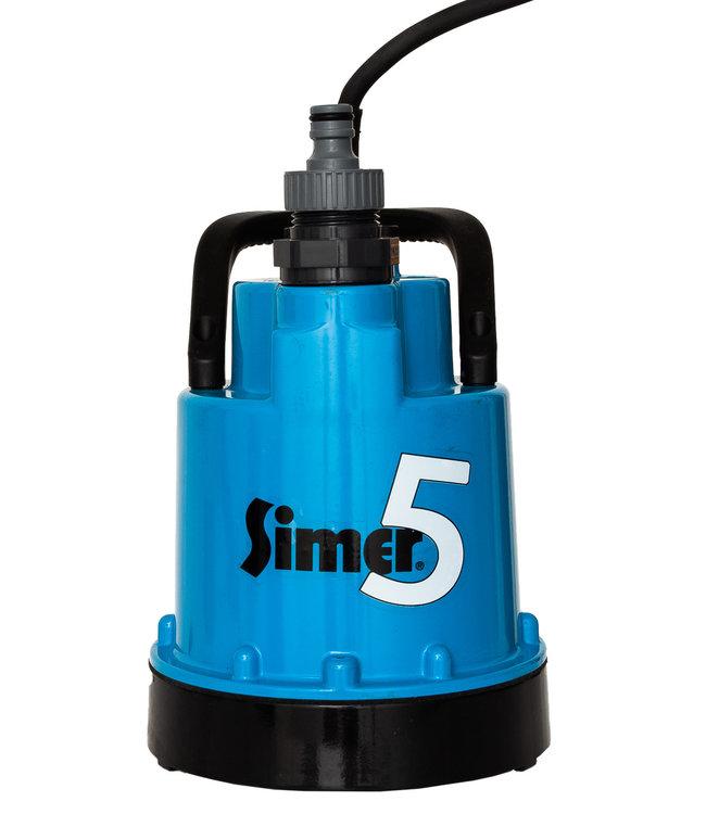 Waterpomp Simer dompelpomp