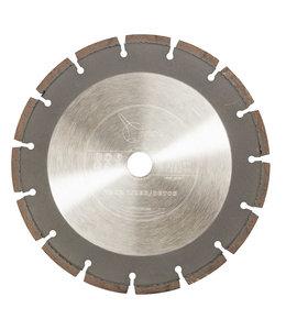 ZBM Diamond Tools 230/22,2mm Pristis Thor IJzer & Beton speciaal