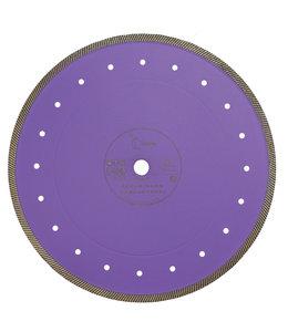Pristis 350/20,0mm Pristis Keramische Terrastegel, vb, lila