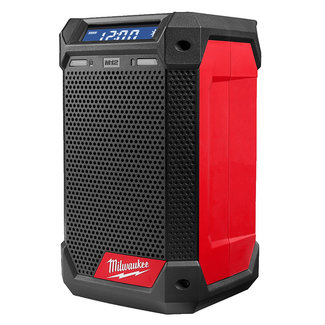 Milwaukee Milwaukee M12RCDAB+-0 DAB+bouwradio / incl. acculader