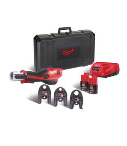 Milwaukee Milwaukee M12HPT-202C TH hydraulische subcompact perstool