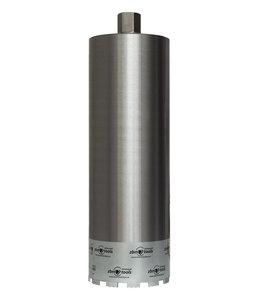 Unicorn 160/450 5/4 UNC Diamantboor dunwandig WAVE max 2,2KW
