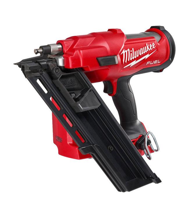 Milwaukee Milwaukee M18FFN-0C FUEL constructietacker Nu tijdelijk inclusief gratis Milwaukee M18B2 M18/2,0Ah accu.